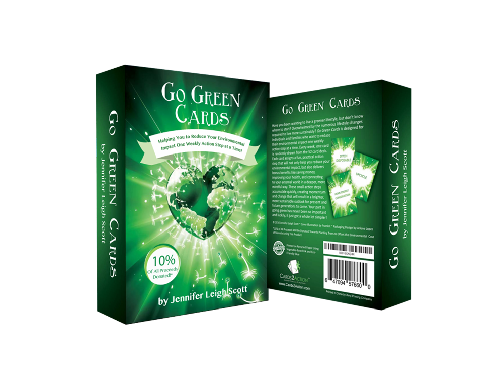 Go Green Cards